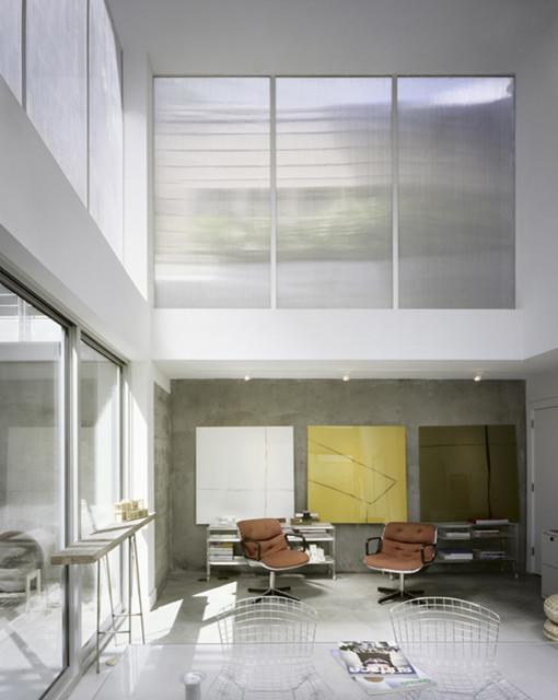 Interior modern-living-room