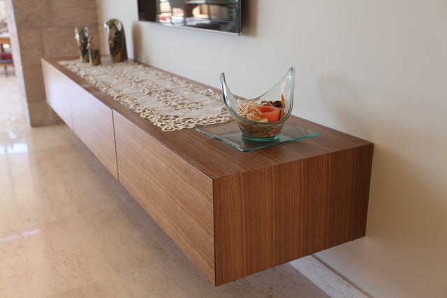 Penthouse Apartment Interior Design modern-living-room