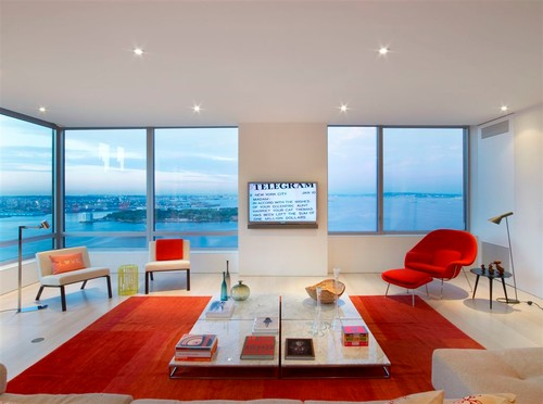 Penthouse at the Ritz