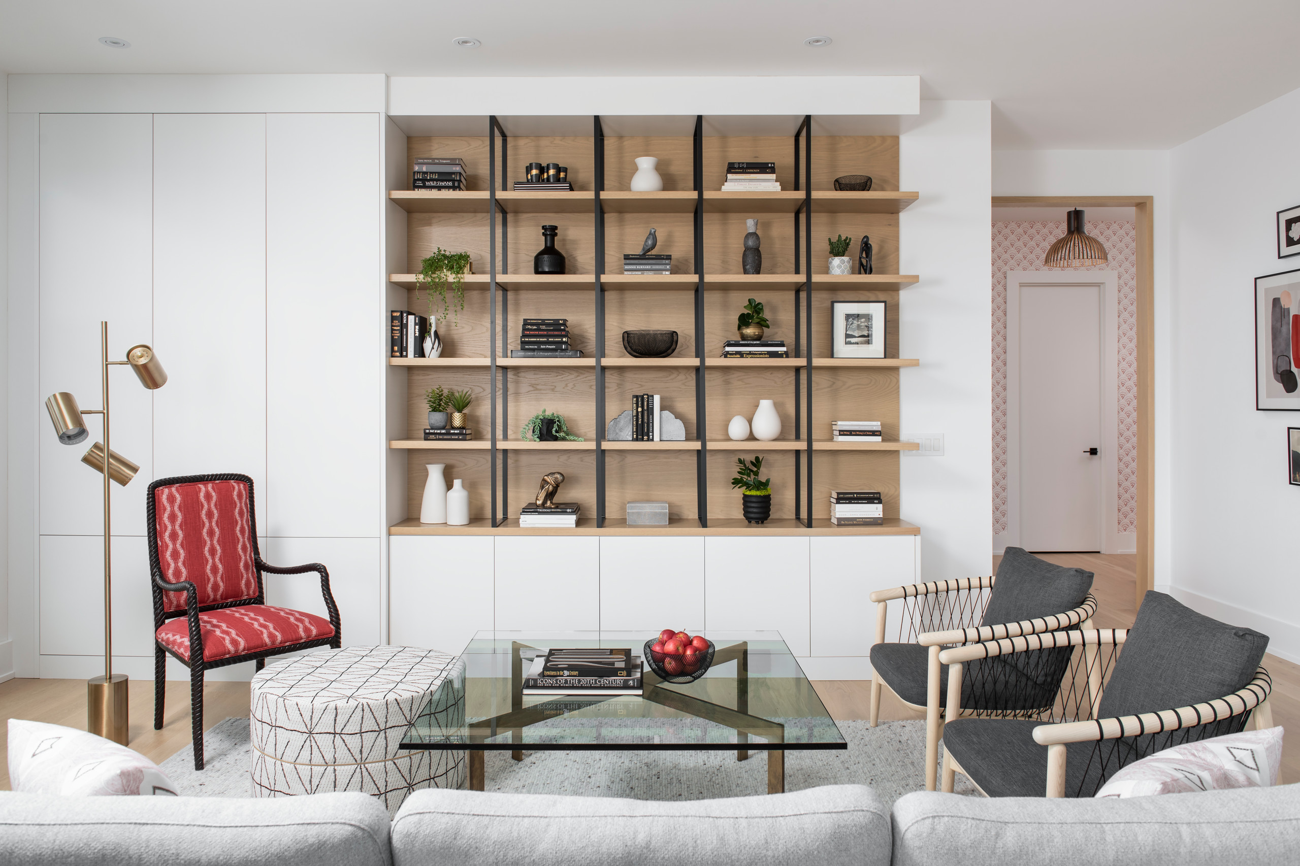 75 Beautiful Living Room With No Fireplace And No Tv Pictures Ideas December 2020 Houzz