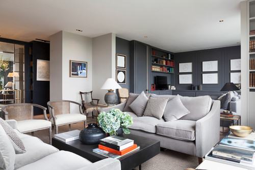 Low Ceiling Living Room