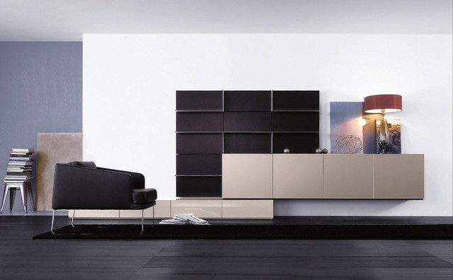 People Wall System 923 asian-living-room