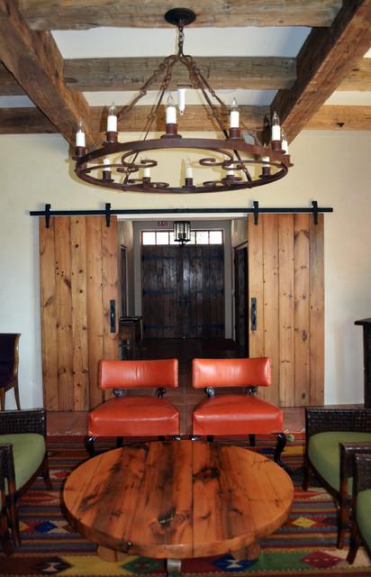 Petaluma Residence contemporary-living-room