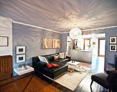 Peter Hassler contemporary-living-room