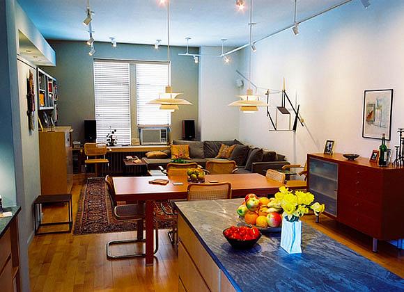 Pevsner Residence contemporary-living-room