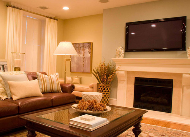 Townhouse Living Room Decorating Ideas Part 13