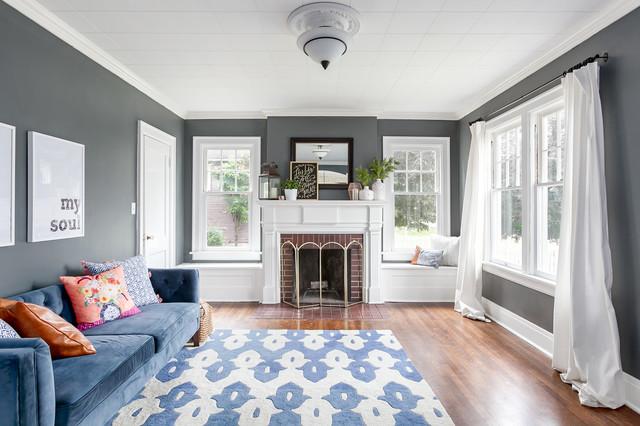 Pinterest Inspired Living Room