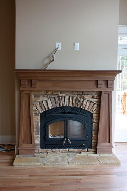 Pirkle Residence traditional-living-room
