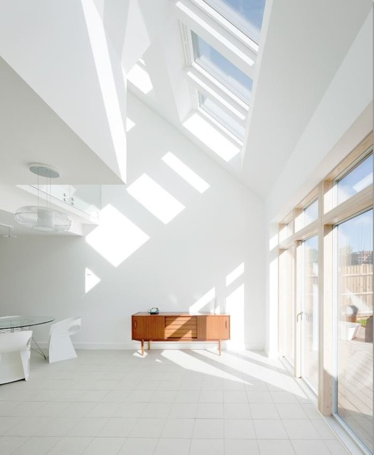 Velux ggl 2070 roof windows in home extensions - Velux ggl 4 ...
