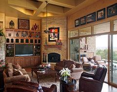 Plan #3765 traditional-living-room