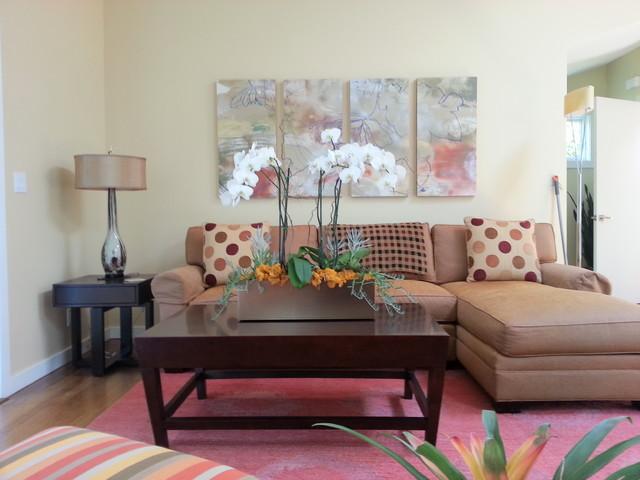 Plant Design modern-living-room