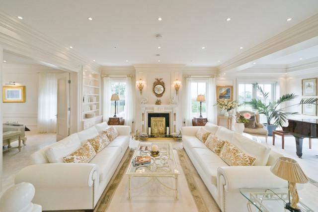Pleione House victorian-living-room