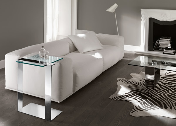 Plinsky Coffee Table And Joliet Side Table