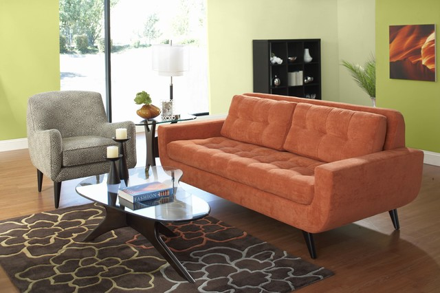 Plummers Furniture Modern Living Room San Francisco