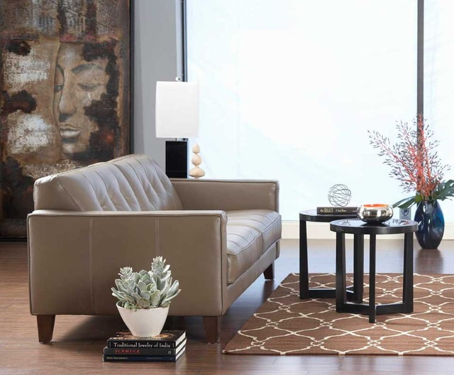 Plummers Furniture contemporary living room