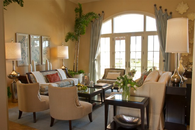 Point Loma Transitional Transitional Living Room San Diego By Kathy Ann Abell Interiors