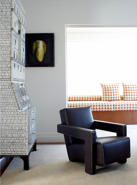 Point Piper Art Deco Inspired Contemporary Living Room Sydney By Scott Weston