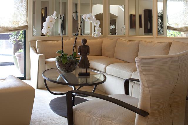 Point Tiburon contemporary-living-room