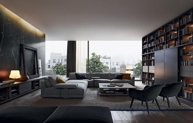 Salón: Descubre la nueva generación de muebles modulares