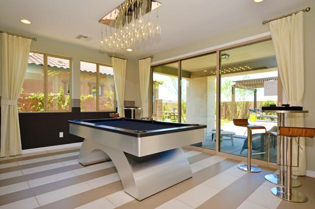 Pool Table Game Room Bonus Room
