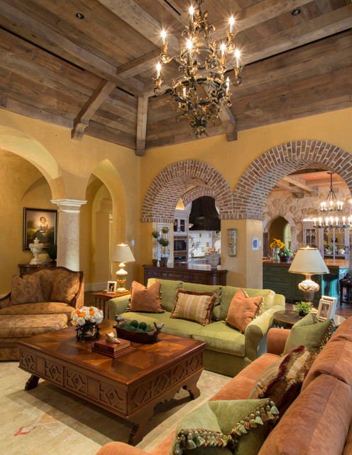 Port royal for Mediterranean living room