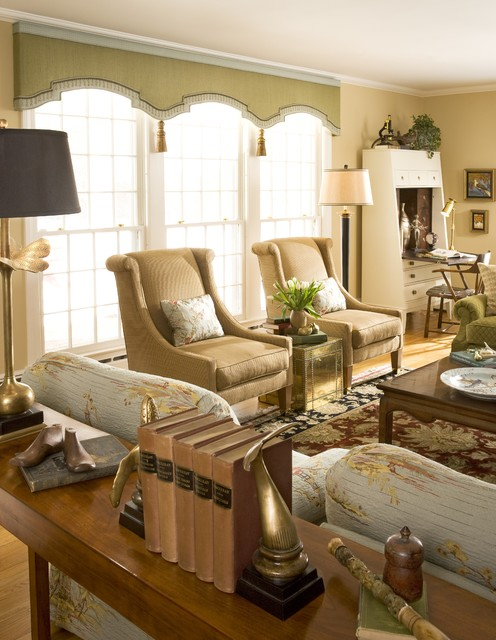 Traditional Living Room By Cynthia Mason Interiors Part 23
