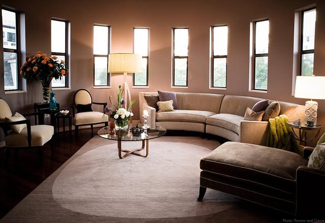 Portfolio Photographs contemporary-living-room