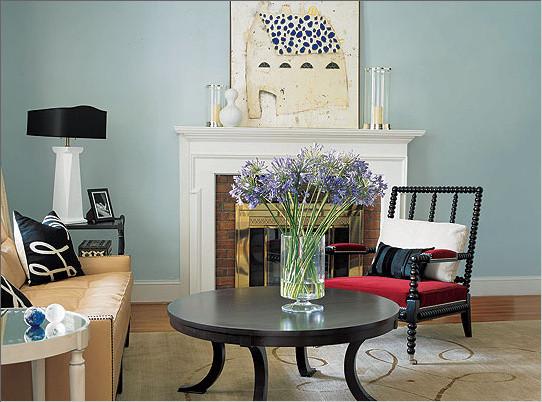 Portfolio Snapshots eclectic-living-room