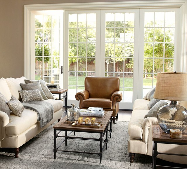 Pottery Barn Living Room Designs Beauteous Pottery Barn Inspiration Design