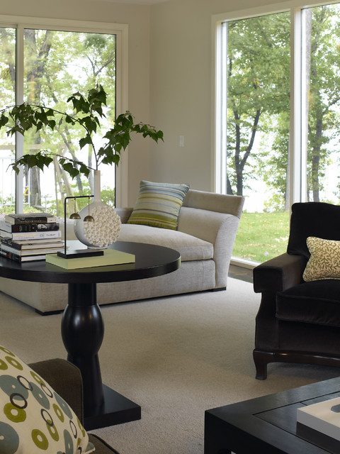 Practical modern contemporary living room for Practical living room designs