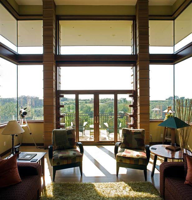 Prairie style residence for Modern home decor grande prairie