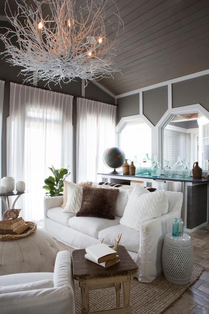 Prairie Trail Home - Ankeny, IA contemporary-living-room