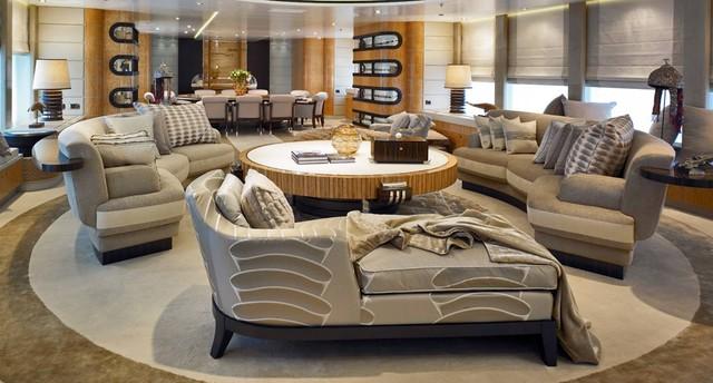 Predator contemporary-living-room