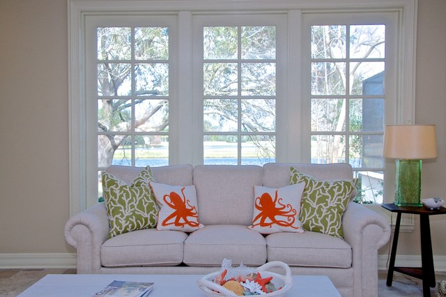 Presdiential Home Staging in Deerwood, Jacksonville, FL traditional-family-room