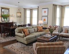 Presidio Heights traditional traditional-living-room