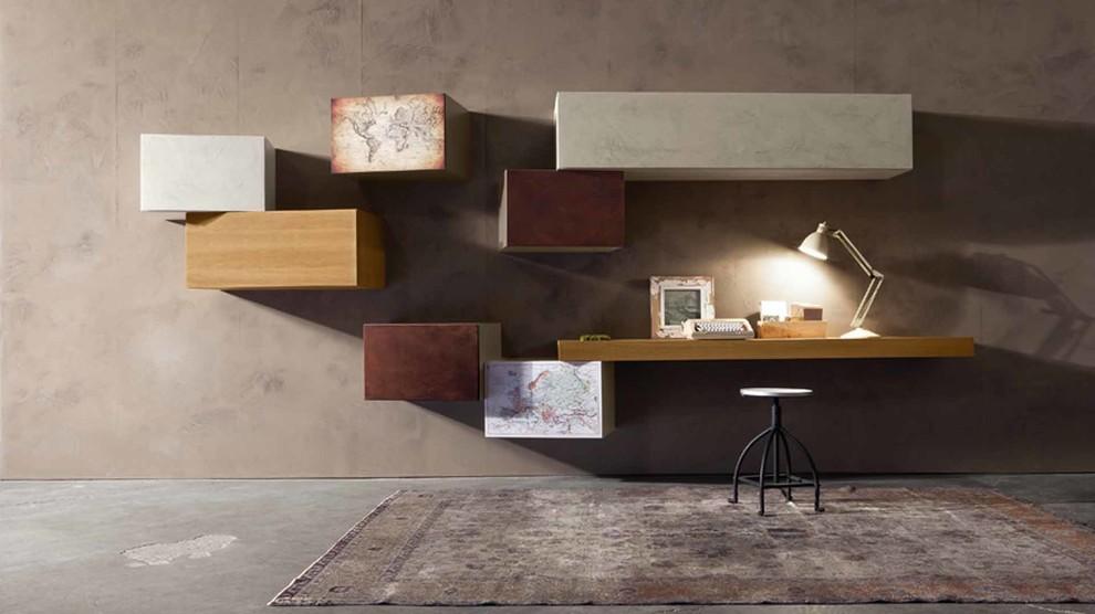 Presotto - Contemporary - Living Room - Boston - by IL Decor