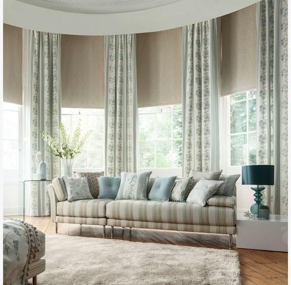 prestigious textiles curtains roman blinds fabric