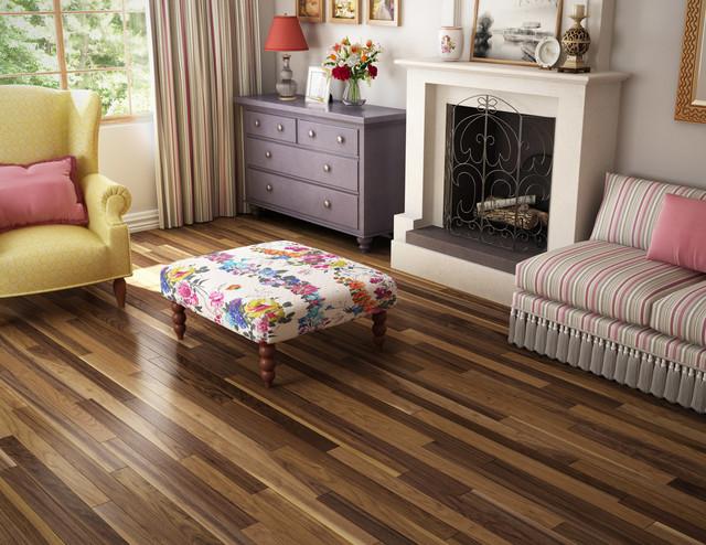 Preverco Hardwood eclectic-living-room - Preverco Hardwood - Eclectic - Living Room - Boston - By C&R Flooring