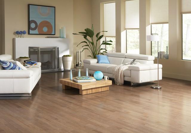 Preverco Hardwood Floor Hard Maple Koala Colour Contemporary