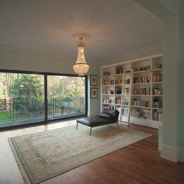 Contemporary London Home: Private Home, West London