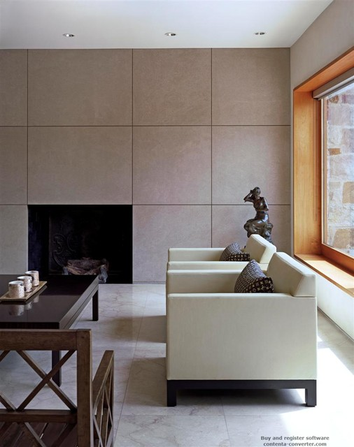 Private Residence 1 contemporary-living-room