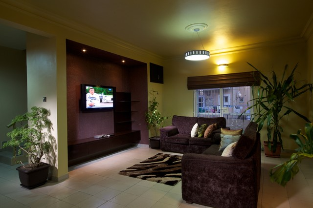 Living room interior decoration in nigeria living room for Interior decoration nigeria