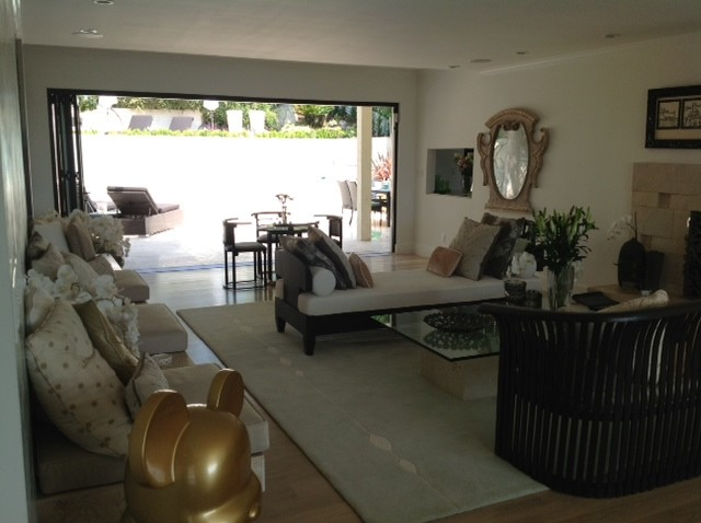 Private Residence, Santa Monica eclectic-living-room