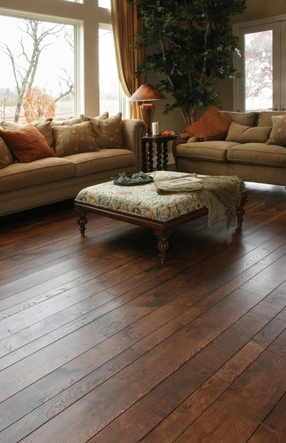 Traditional Living Laminate Flooring traditional living russett oak premium laminate flooring Private Residences Traditional Living Room