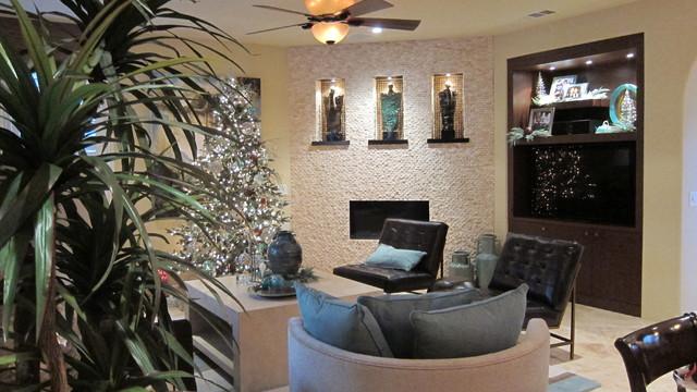 Proctor Newport Coast contemporary-living-room