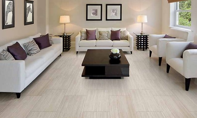 Products We Carry - Modern - Living Room - Bridgeport - by Floor Decor