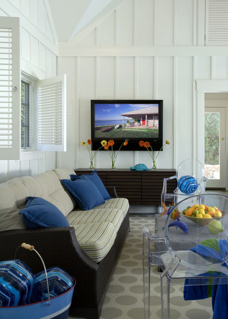 Profile beach-style-living-room