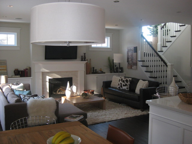 Project 2 Chic Modern Traditional Living Room
