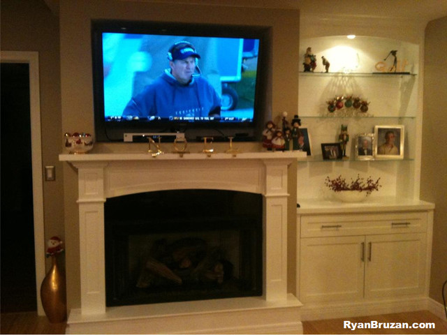 Project by Ryan - Contemporary - Living Room - other metro - by ...