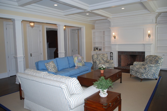 Project F traditional-living-room